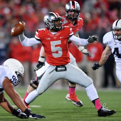 Penn State vs. Ohio State: 10 Things We Learned in Buckeyes' Win - Bleacher Report | Buckeye News | Scoop.it
