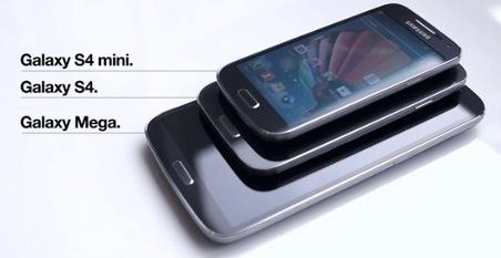 Samsung présente le Galaxy S4 Mini Smartphone/Tablette ...   android new news   Scoop.it