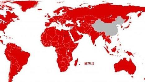 Netflix s'étend à La Réunion | Habiter La Réunion | Scoop.it