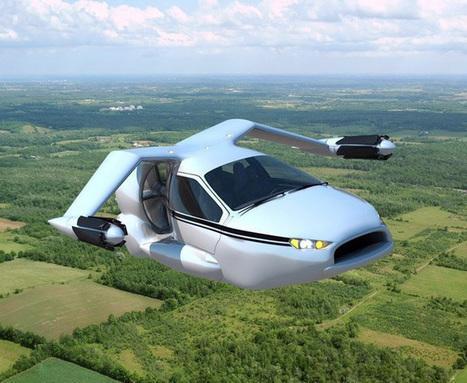 Des voitures volantes en production ! | Veille_Strategique - tourisme insolite | Scoop.it