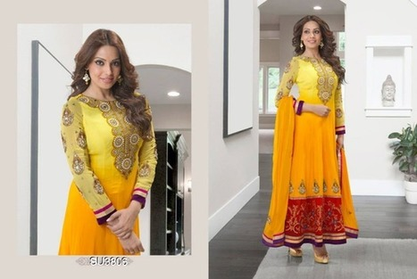 Bollywood Designer Bipasha Designer Suits Collection (Indian Fashion) | Shah999 | Scoop.it
