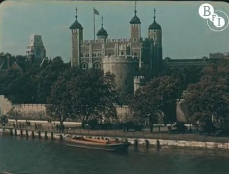 London In 1927, In Colour...   Art for art's sake...   Scoop.it