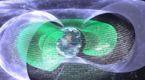 El escudo invisible que protege la Tierra al estilo 'Star Trek' | Redes Sociales, Marketing Digital, Ciencia y Tecnología | Scoop.it