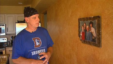 Portrait Takes Unlikely Float Back To FamilyMember - CBS Denver | Troy West's Radio Show Prep | Scoop.it