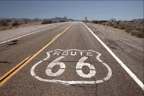 Saison 2 - Episode 3 - Jusqu'où nous emmène la Route 66 ? / France Inter   La Beat Generation ou l'exploration de l'esprit.   Scoop.it