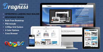 Best Landing Page WordPress Themes for Marketing Campaigns | Social Media | Scoop.it