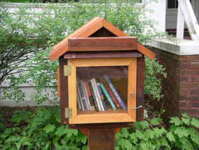 Little Free Library, le site | bibliotheques, de l'air | Scoop.it