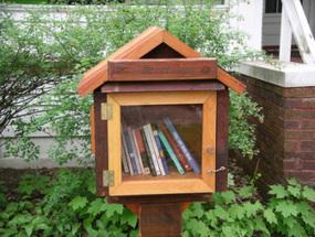 Little Free Library, le site   bibliotheques, de l'air   Scoop.it