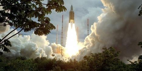 Espace : les 8 atouts d'Arianespace pour rivaliser avec SpaceX   Aéro   Scoop.it