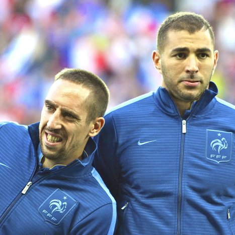 Why World Cup Form Will Dictate Franck Ribery and Karim Benzema's France ... - Bleacher Report | France World Cup Squad Preview | Scoop.it