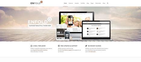 Faut-il choisir le thème Enfold pour Wordpress? | Beaux sites WordPress | Scoop.it