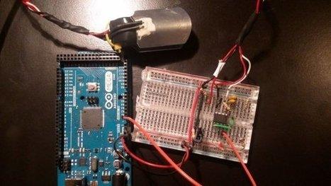 DIY Arduino Pulse Sensor - | Arduino, Netduino, Rasperry Pi! | Scoop.it