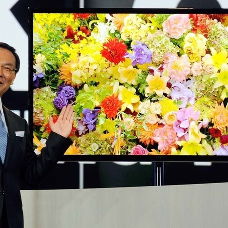 You'll Never Want to Stop Watching 4K TV | Loudness Times | Scoop.it