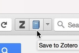Zotero - Grab your research with a single click | technologies | Scoop.it