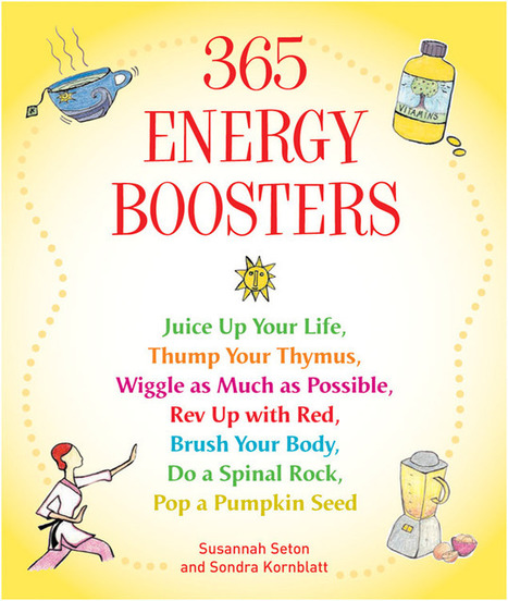 InsidersHealth.com - 365 Energy boosters | Heal Or Die: Healthy Eating | Scoop.it