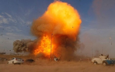 Massive Baghdad Explosion Captured by Photographer on Scene | Hawaii's News @ Twitter Speed! | Scoop.it