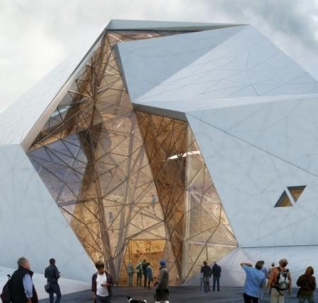 New Wave Architecture Designs Rock Gym for Polur - ArchDaily | Architecture, Building Design, Interior Design | Scoop.it