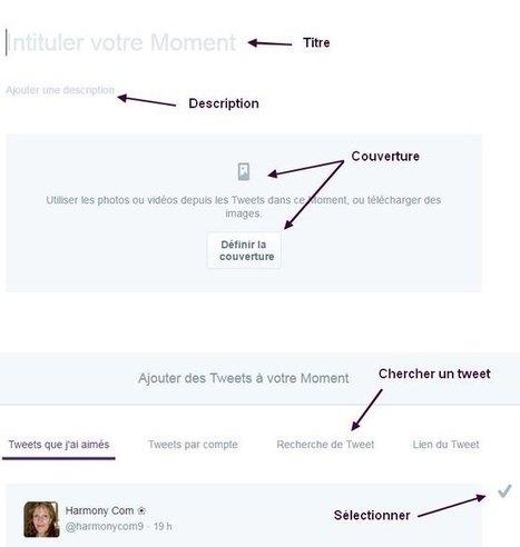Les «moments» arrivent sut Twitter : comment les créer | Communication pour TPE - PME | Scoop.it
