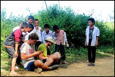 «Le Mékong à vélo», une belle aventure qui donne du SENS   Blog de Voyage au Vietnam - 360 Degrés Vietnam   Scoop.it