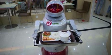 CHINE. Un restaurant où serveurs et cuisiniers sont des robots | Robolution Capital | Scoop.it