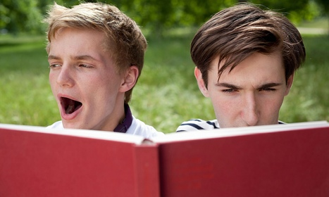 What are YA books? And who is reading them? | Not for the faint of heart | Scoop.it
