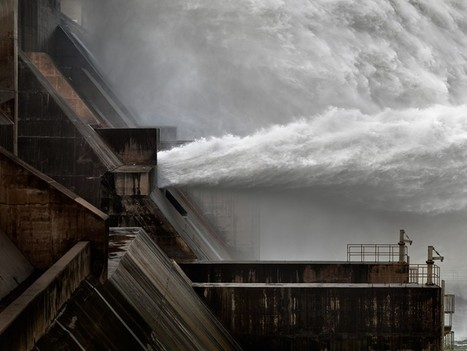 Edward Burtynsky: Water (8 Photos) | PDN Photo of the Day | American Watersheds | Scoop.it