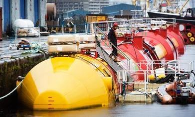 Scotland gives green light to Europe's largest tidal energy project | Wave Energy | Scoop.it
