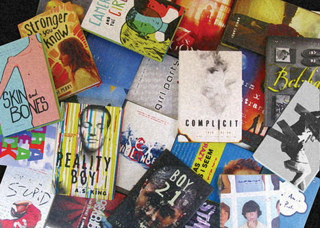 Bibliotherapy for Teens: Helpful Tips and Recommended Fiction | School Libraries and the importance of remaining current. | Scoop.it