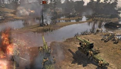 Company of Heroes 2: Grab Your FREE Beta Key | Consoles, Pc & Jeux | Scoop.it