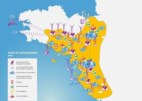 Réseaux électriques intelligents : Comprendre le projet SMILE | NOVABUILD - La construction durable en Pays de la Loire | Scoop.it
