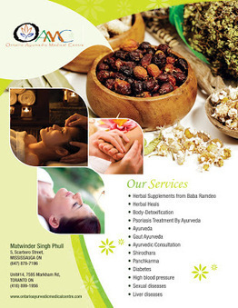 Ayurvedic Herbal - Wellness Centre Canada | Ayurvedic Herbal Wellness Centre in Mississauga | Scoop.it
