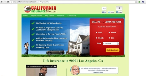 Life insurance and Life insurance online - 90001 Los Angeles, California   life insurance los angeles   Scoop.it