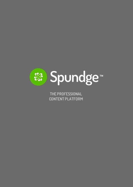 Spundge | Tech | Scoop.it