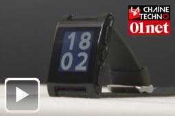Test : la montre connectée Pebble fait le job | News du Net... | Scoop.it