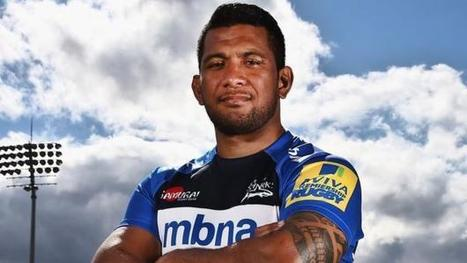 Edinburgh: Tonga's Viliami Fihaki joins after Sale Sharks exit | Today's Edinburgh News | Scoop.it