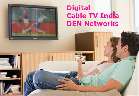 Digital Cable TV – Changing TV Viewing Experience Among Indians   Digital Cable TV Services   Scoop.it