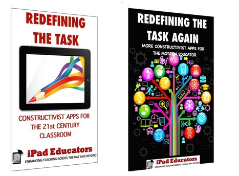 Get This Pair of Free Digital books from iPad Educators - Learning in Hand | ipad integration into education | Scoop.it