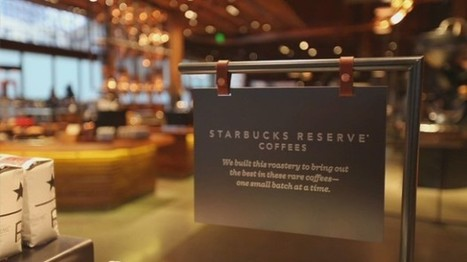 Rejoice! Starbucks is bringing the flat white to America | MPK732 Marketing Management Weekly Discussion Topics | Scoop.it