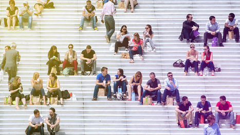 The Scientific Case For Taking A Two-Hour Lunch Break | career | Scoop.it