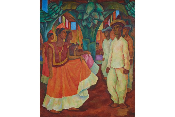 Eduardo F. Costantini's purchase of Diego Rivera painting sets a world record price for Latin American art | Art Daily | Amériques | Scoop.it
