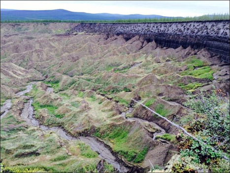200,000 year old soil found at mysterious crater, a 'gate to the subterranean world' Interesting | Limitless learning Universe | Scoop.it