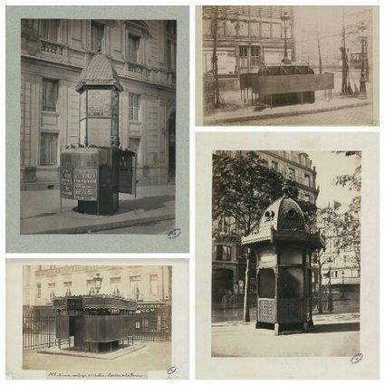 Les toilettes publiques de 1860 à nos jours | Revue de Web par ClC | Scoop.it