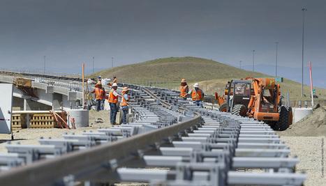 Siemens to Help Iran Improve Railway Infrastructure   Global railway news   Scoop.it