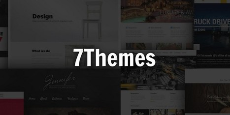 7Theme Giveaway – Win 3 Premium WordPress Themes | Free & Premium WordPress Themes | Scoop.it