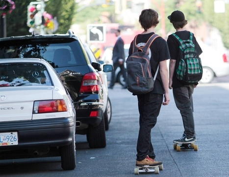 Victoria could lift long-standing ban on skateboards downtown - Victoria Times Colonist | Skater Life | Scoop.it