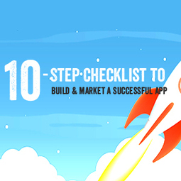 10-Step Checklist to Build & Market a Successful App [Infographic] | Brand Storytelling | Scoop.it