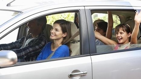 Todas las claves para que tus hijos no te den la lata en un viaje por carretera   La Mejor Educación Pública   Scoop.it