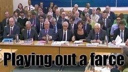 Well That Was One Jolly Performance By The BBC Big Wigs And MPs   News From Stirring Trouble Internationally   Scoop.it