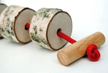 Craft Recycled: 5 Reclaimed Wood Crafts | greenUPGRADER | Environment & Ecology | Scoop.it