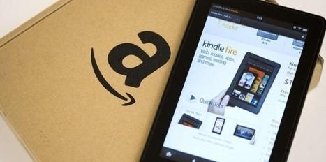 Amazon : après la liseuse, le smartphone ? | Les News Du Web Marketing | Scoop.it
